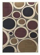 Ashley Popstar Multi Medium Rug