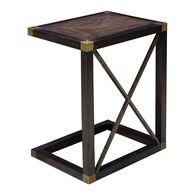 Uttermost Kendi Dusty Black Side Table