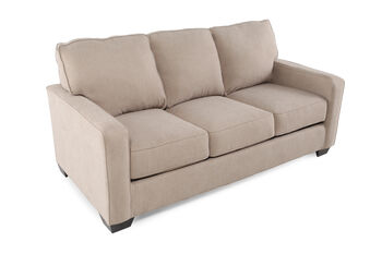 Ashley Zeb Quartz Full Sleeper Sofa Mathis Brothers