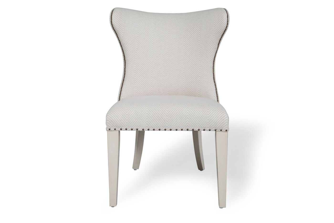 Bernhardt Salon Wing Chair Mathis Brothers Furniture