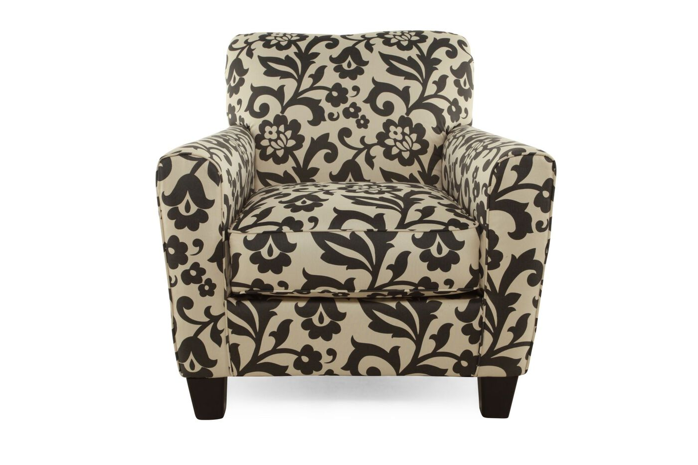 Ashley Levon Charcoal Accent Chair Mathis Brothers Furniture