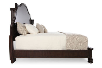 Stanley Casa D'Onore California King/King Wood Panel Bed