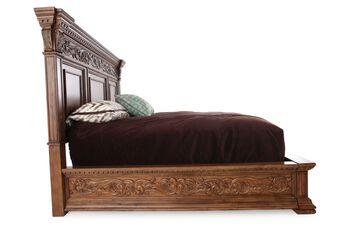 Pulaski Stratton Panel Bed