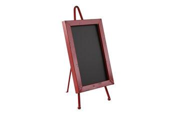 10 by 7 Red Portrait Chalkboard