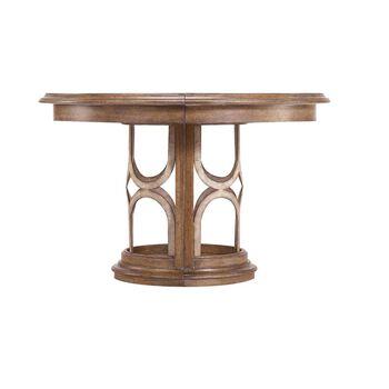 Stanley Archipelago Shoal Monserrat Round Pedestal Table