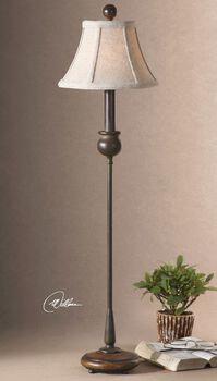 Uttermost Susan Rustic Buffet Lamp