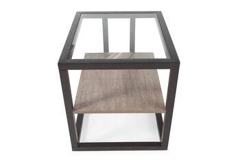 Bernhardt Wheeler End Table