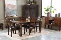 Ashley Larchmont Five-Piece Dining Set