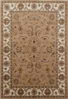 LBJ Hand Tufted Wool Camel/ivory 5' X 8' Rug