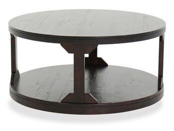 Ashley Rogness Round Cocktail Table