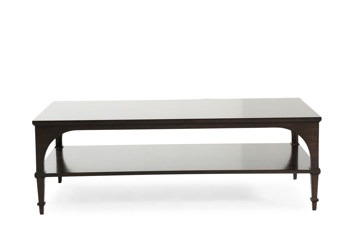 Bernhardt sutton house cocktail table mathis brothers furniture Bernhardt coffee tables