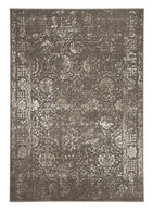 Ashley Patras Brown Medium Rug