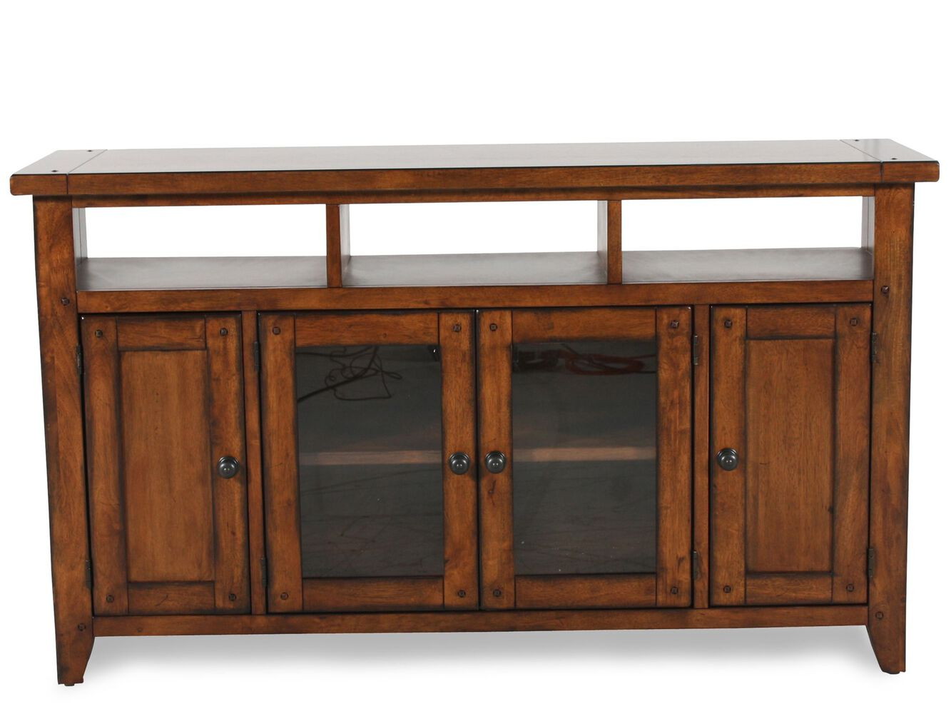 Aspen Cross Country 63 Inch Entertainment Console Mathis
