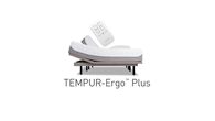 Tempur-Pedic TEMPUR-Ergo Plus Twin XL Adjustable Base