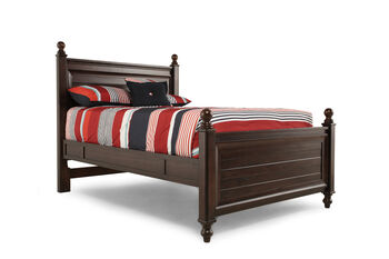 Universal Guys Twin Size Reading Bed