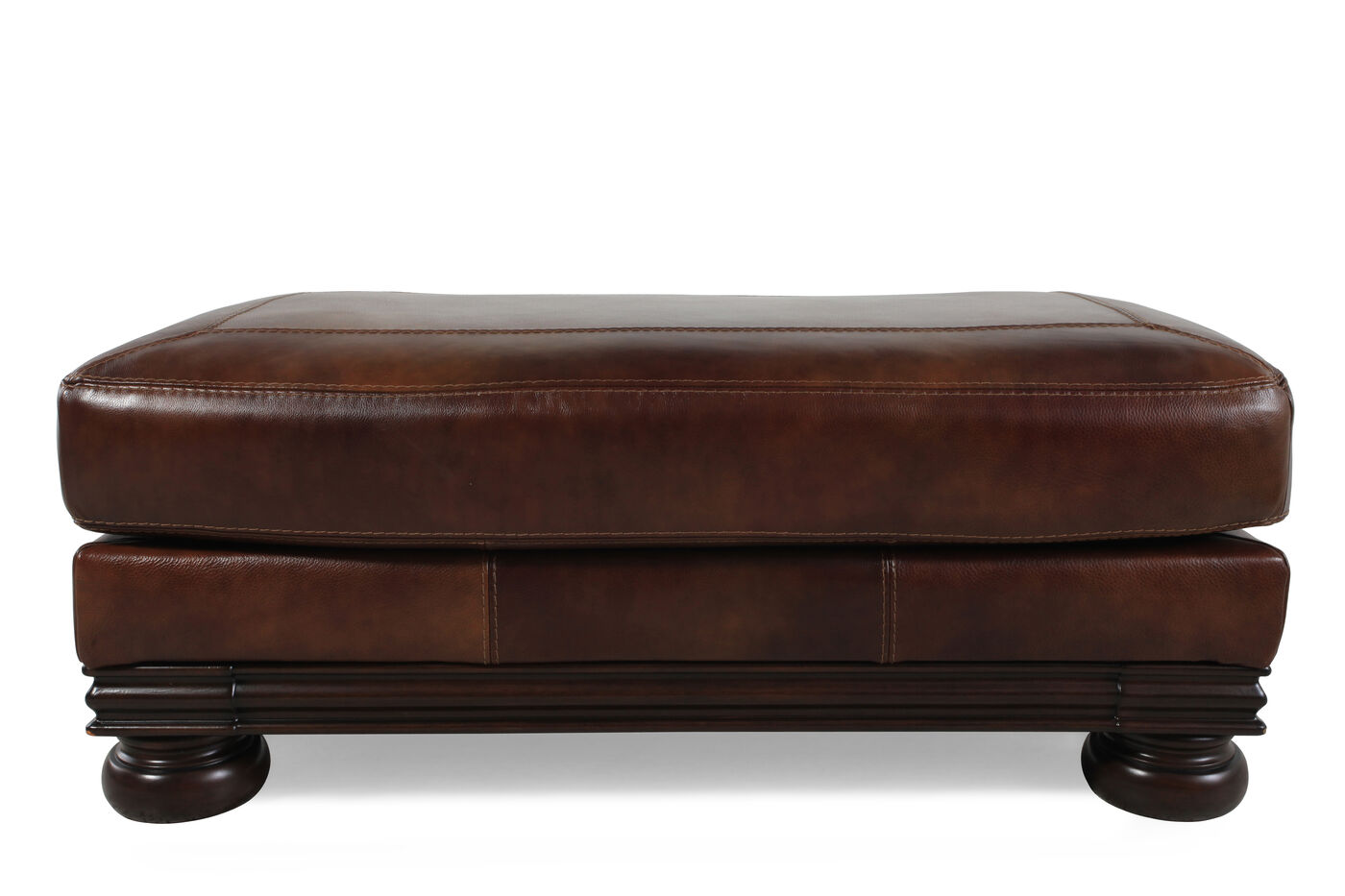 Ashley Hutcherson Harness Ottoman Mathis Brothers Furniture
