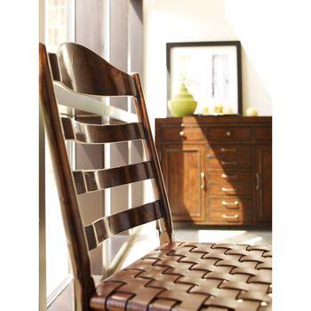 Stanley Artisan Barrel Ladderback Side Chair