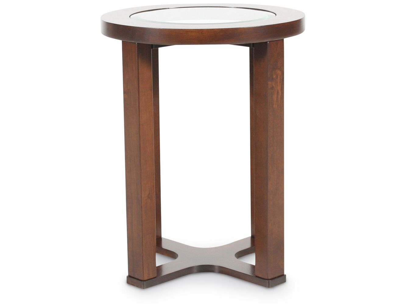 Ashley Marion Round End Table Mathis Brothers Furniture
