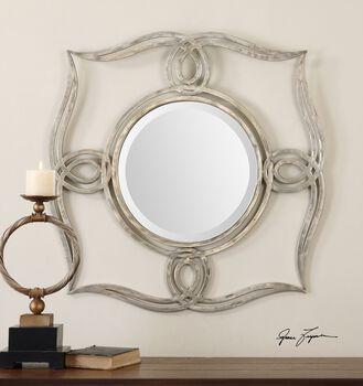Uttermost Helena Silver Mirror