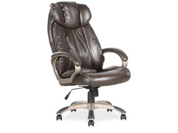 Sauder Deluxe Leather Executive Chair
