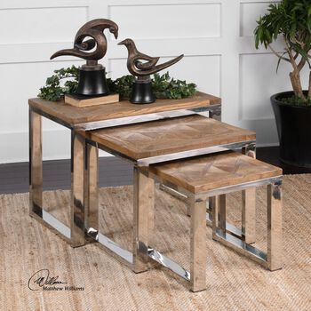 Uttermost Hesperos Nesting Tables