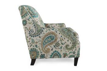Ashley Lochain Bisque Accent Chair