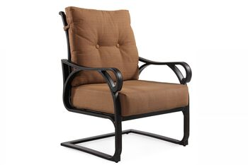 World Source Montevallo Club Spring Chair