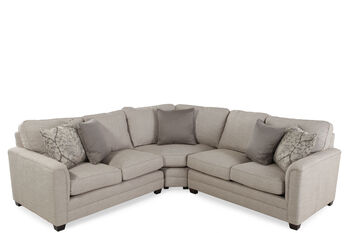 Sam Moore Raleigh 3-Piece Sectional