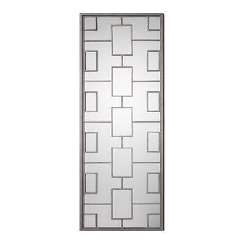 Uttermost Sevan Oversized Grid Mirror