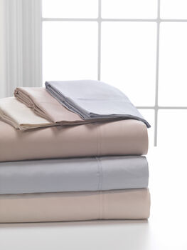 Dreamfit Degree 1/microfiber Hazelnut Full Sheet Set