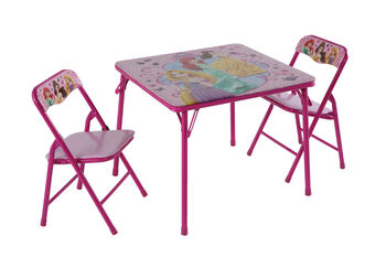 Princess Activity Table and Chair Set