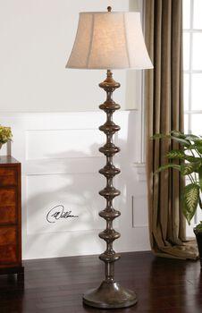 Uttermost Antonello Solid Wood Floor Lamp