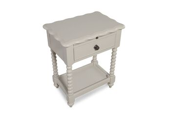 Legacy Inspirations Boutique Mist Night Stand