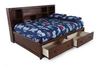 Ashley Delburn Twin Captain s Bed