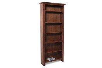 "Aspen Alder Creek 84"" Bookcase"