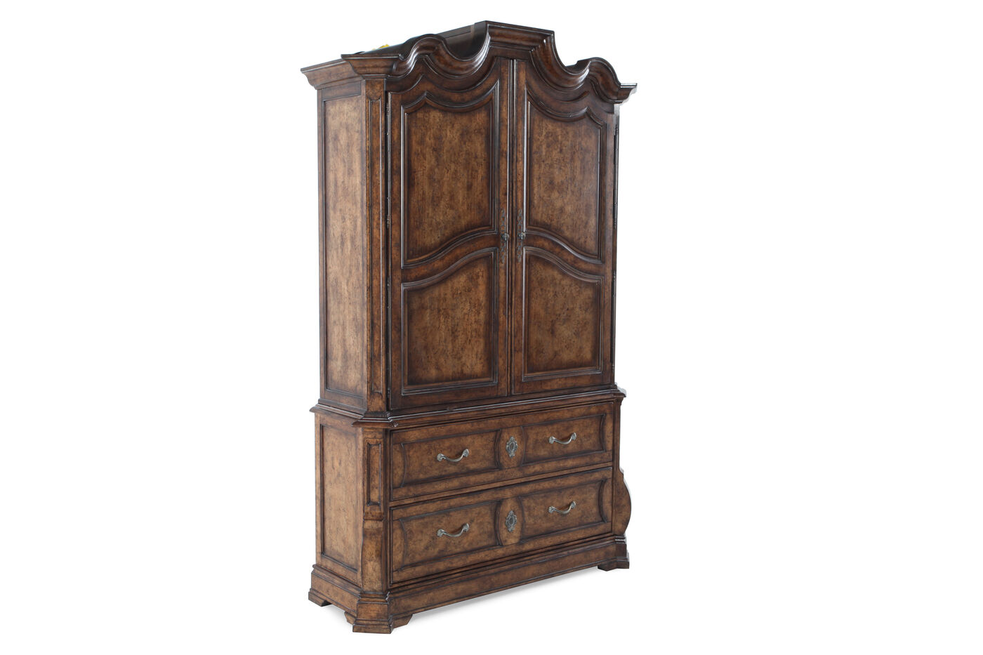 Bedroom Armoire Mathis Brothers