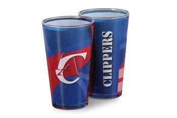 NBA LA Clippers Pint Glass Twin Pack