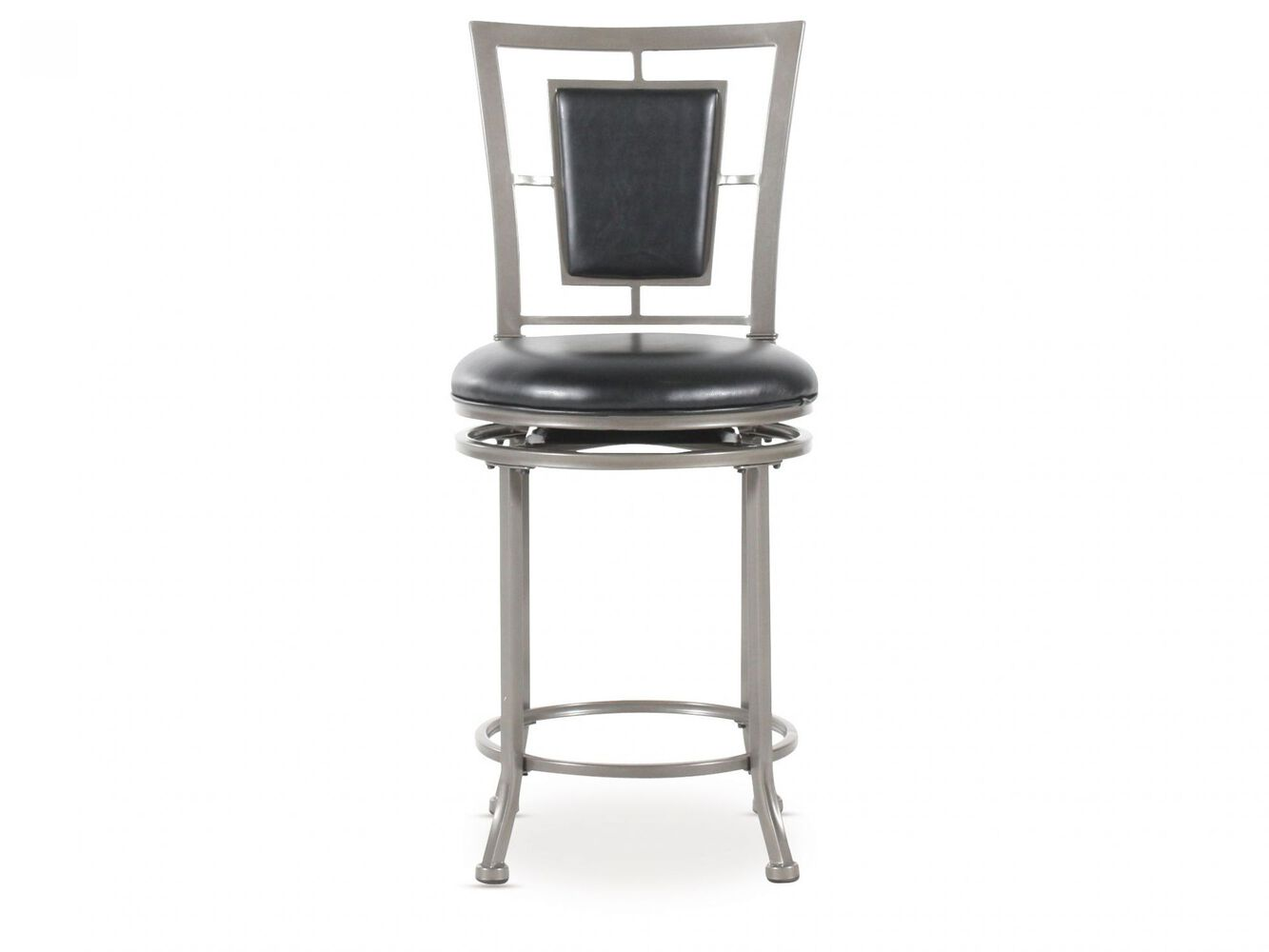 Hillsdale Auckland Swivel Counter Stool Mathis Brothers