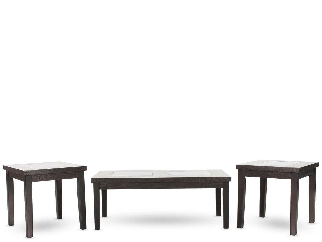 Ashley Denja Coffee Table Set Mathis Brothers Furniture