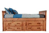 Trendwood Twin Captain's Bed