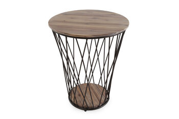 Hooker Round Accent Table