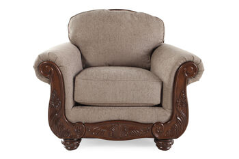 Ashley Cecilyn Cocoa Chair