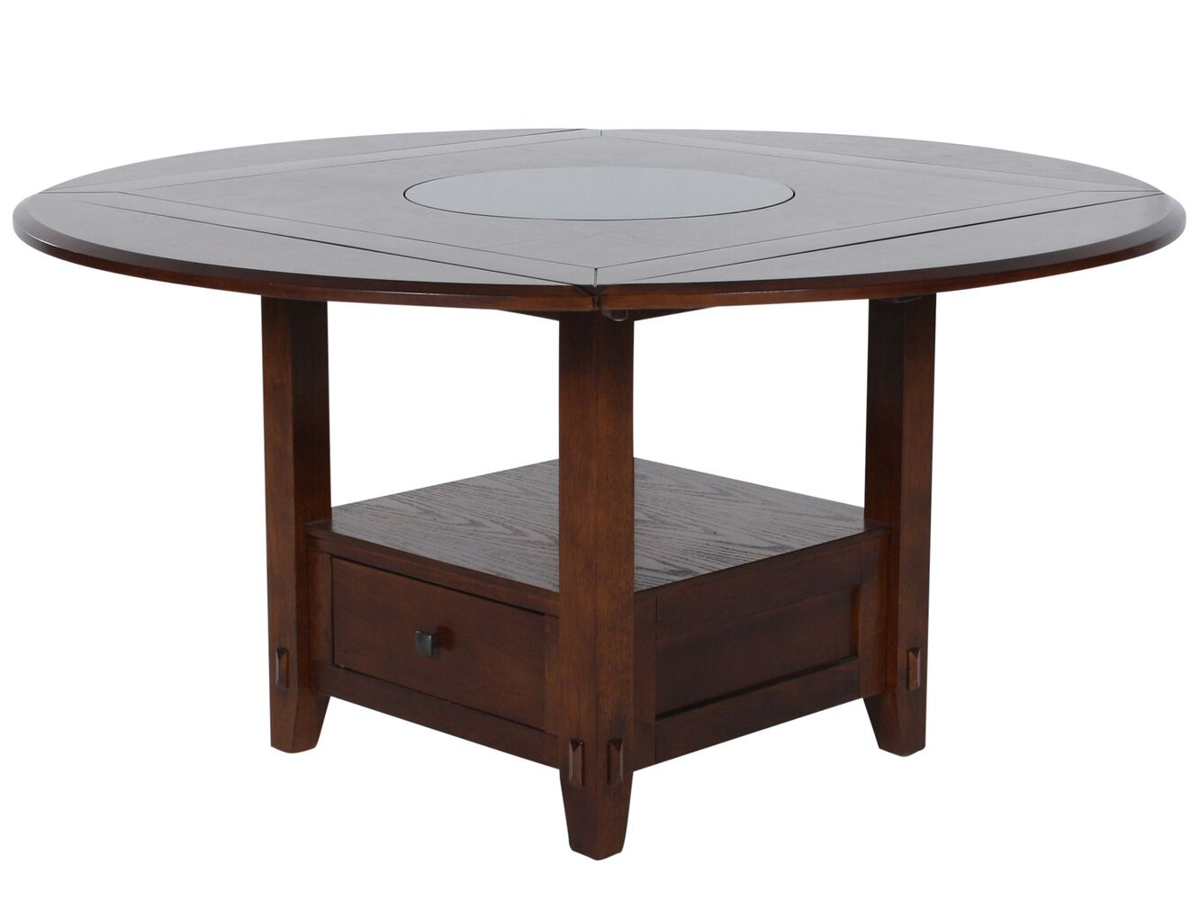 Winners Only Zahara Drop Leaf Table Mathis Brothers
