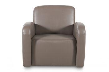 Boulevard Dove Swivel Chair