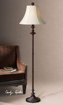 Uttermost Arnett Rustic Floor Lamp
