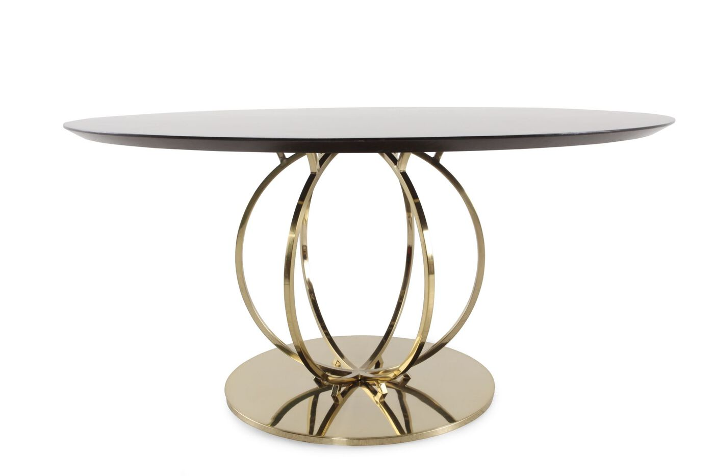 Bernhardt Jet Set Round Dining Table Mathis Brothers  : BHT 3565E0477715E047772 from www.mathisbrothers.com size 1400 x 933 jpeg 48kB