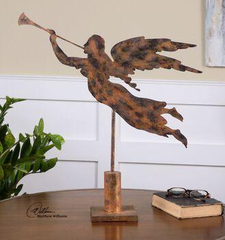 Uttermost Gabriel Sculpture