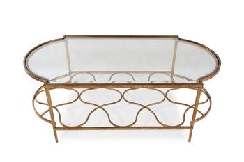 Magnussen Home Bancroft Rectangular Cocktail Table