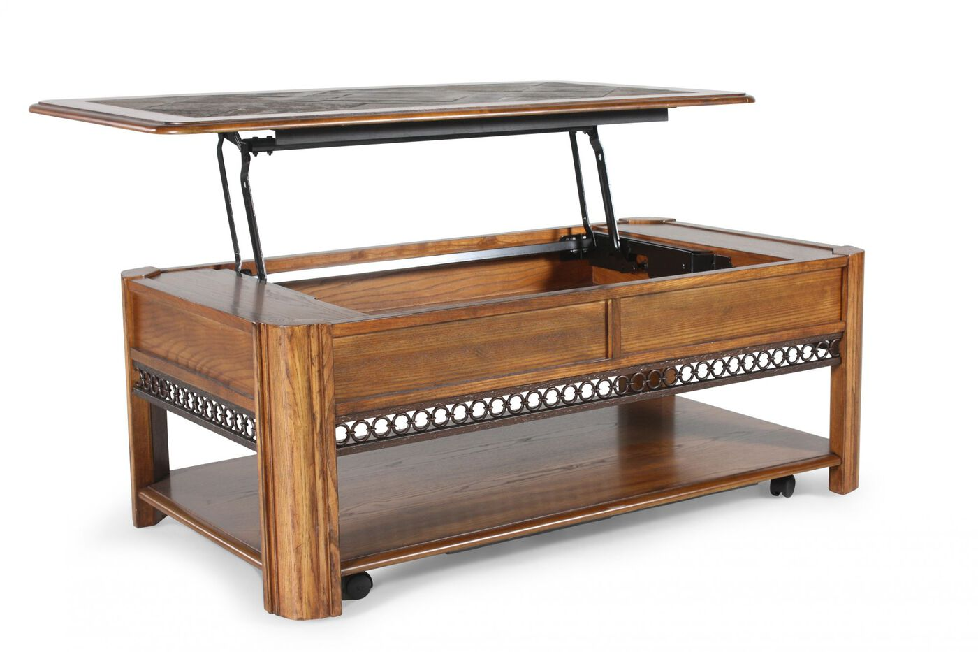 Magnussen Home Madison Lift Top Cocktail Table Mathis Brothers Furniture