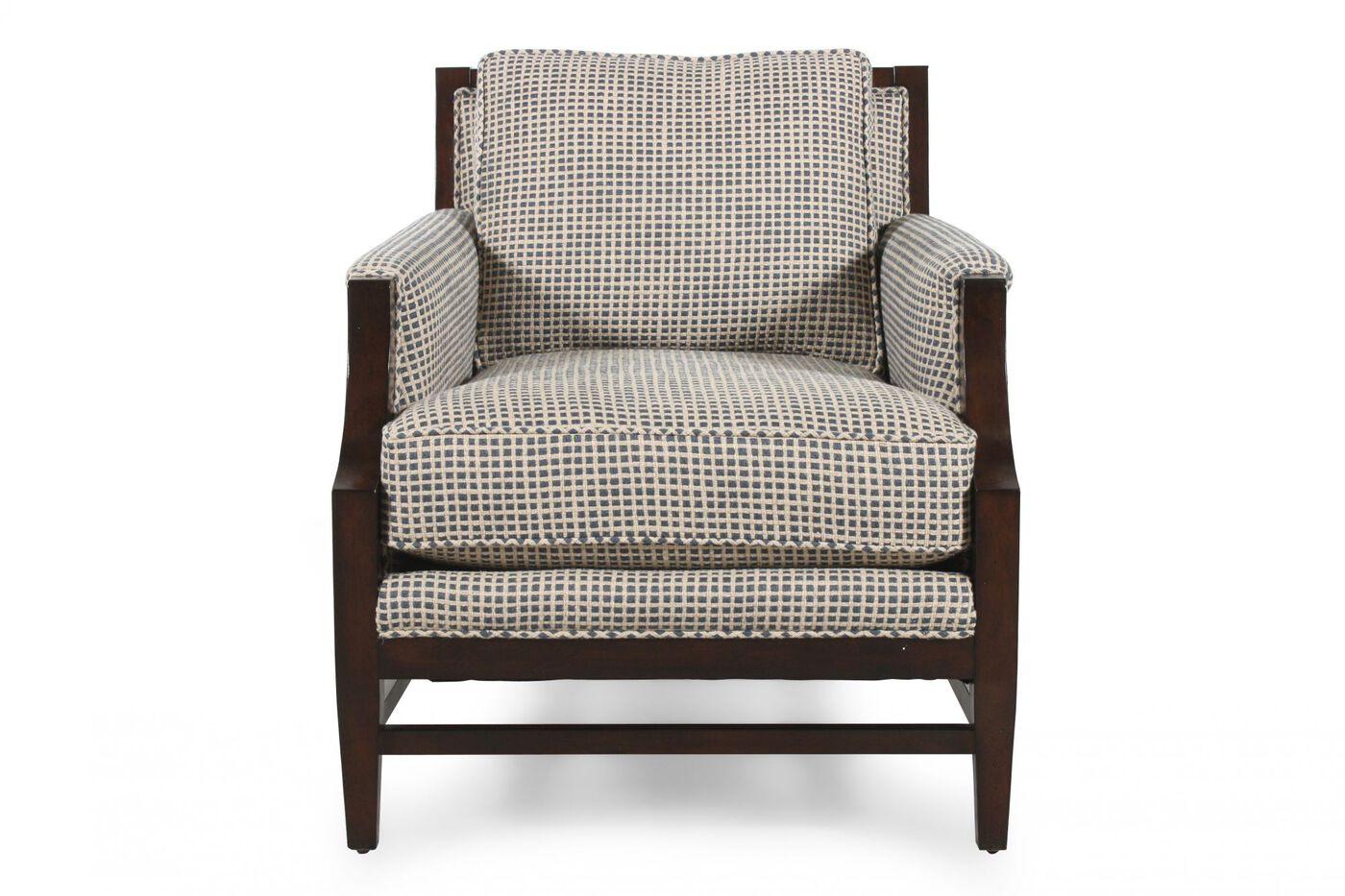 A R T Furniture Bristol Linen Accent Chair